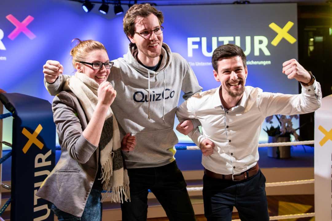 Das QuizCo Team