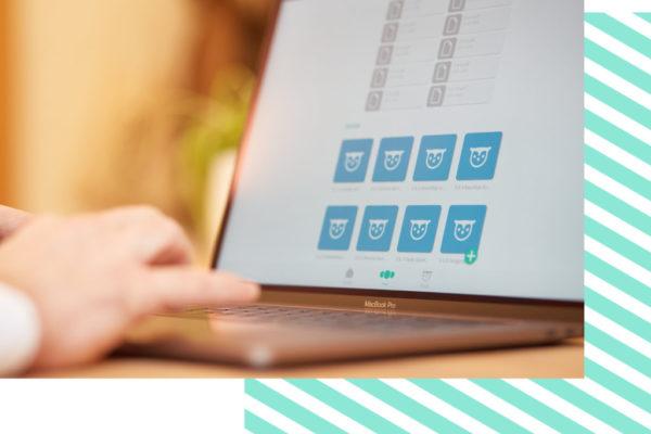 Durch Screen Sharing den online Unterricht interaktiv gestalten