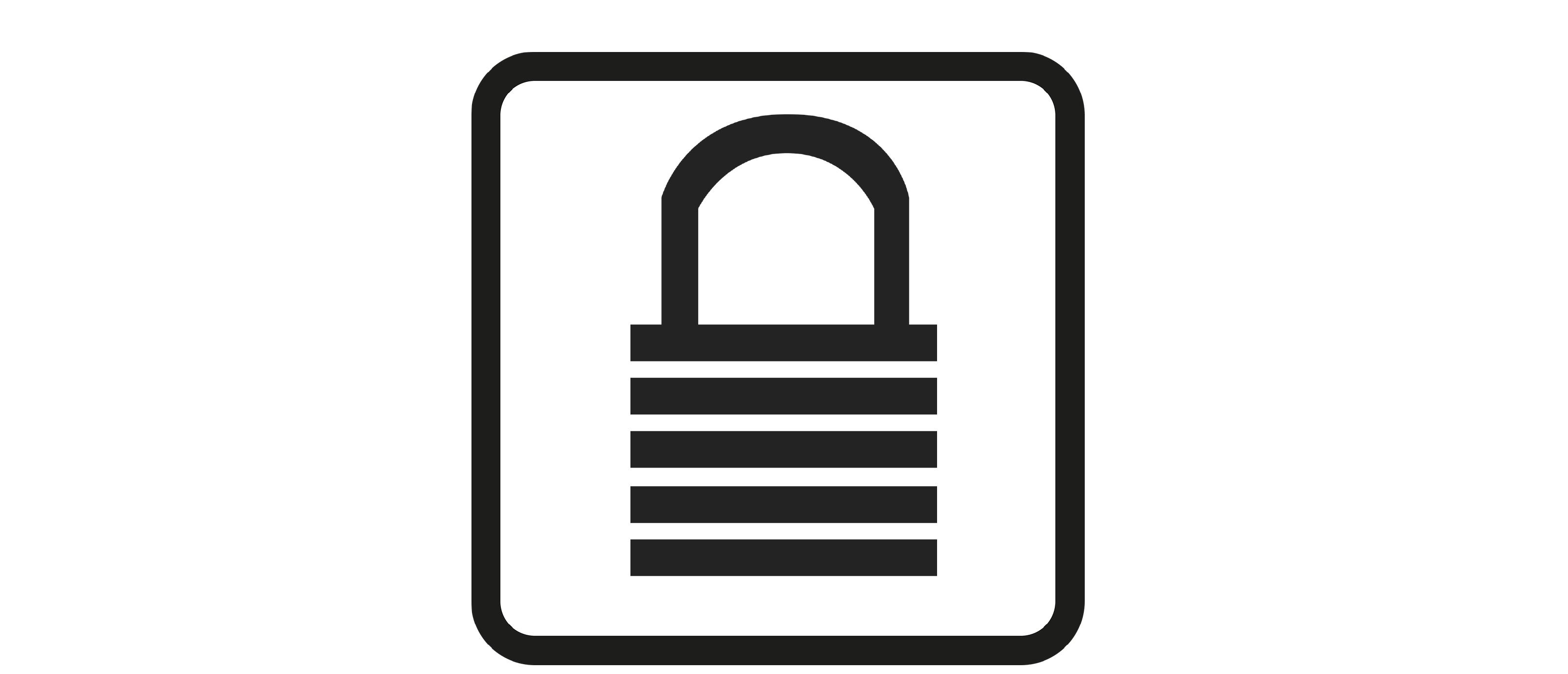Verschlüsselte Datenübertragung